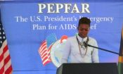 Image of World AIDS Day ceremony
