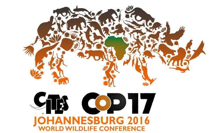 CITES CoP17 World Wildlife Conference