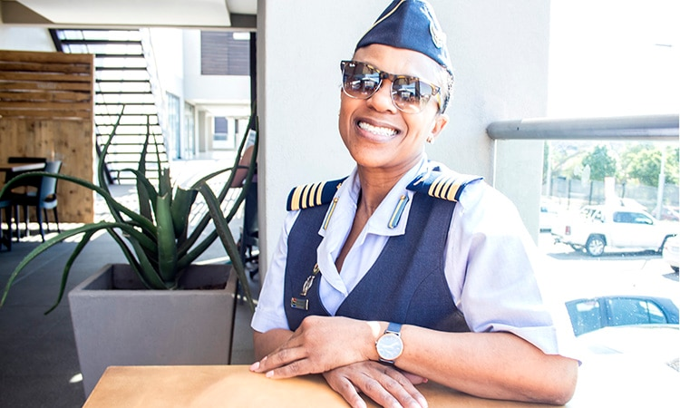 COLONEL Zoleka Niyabo is the first South African female officer to do a Master's Degree in Strategy program in the US.
