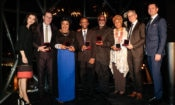 The U.S. Consulate General in Cape Town was honored to participate in this year's Kennedy Center Gold Medal in the Arts gala