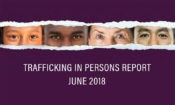 2018 Trafficking in Persons Report